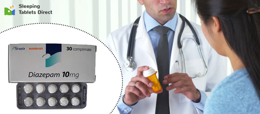 Diazepam-bivirkninger er milde og minimale