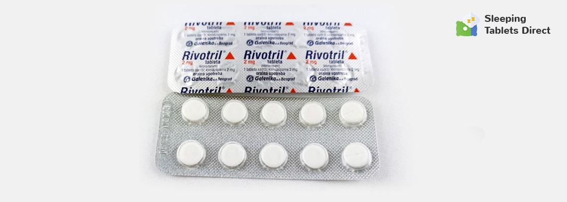 Galenika Rivotril 2 mg Klonopin