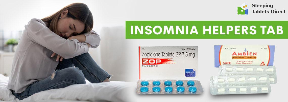 Insomnia Helpers Tab