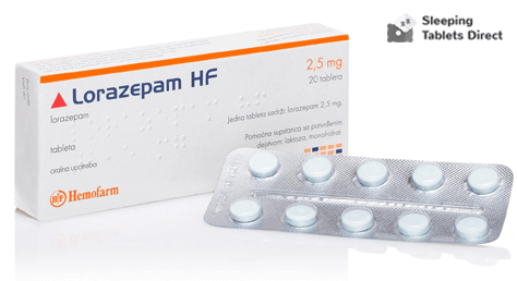 Comprar Lorazepam 2mg | https://www.sleepingtabletsdirect.com/es/lorazepam.html